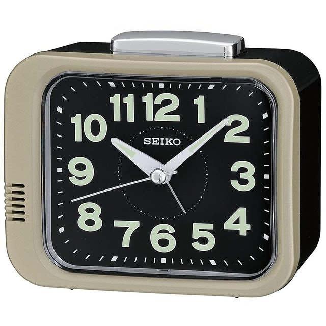 SEIKO นาฬิกาปลุก รุ่น QHK028G 1