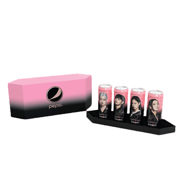Pepsi Pepsi X BLACKPINK Limited Edition (แพ็ก 72) 1