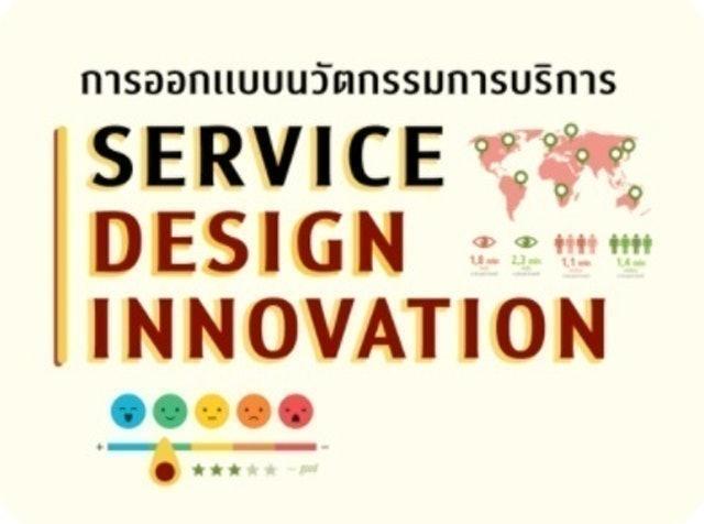 ผศ.ดร.ไปรมา อิศรเสนา ณ อยุธยา การออกแบบนวัตกรรมการบริการ (Service Design Innovation) 1