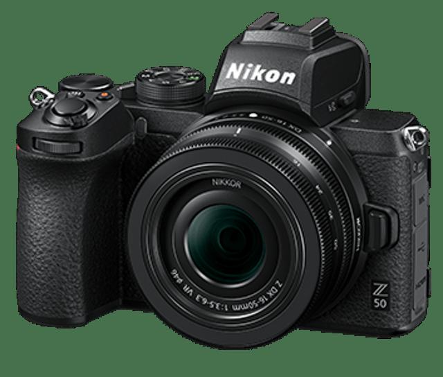 Nikon Z 50 1