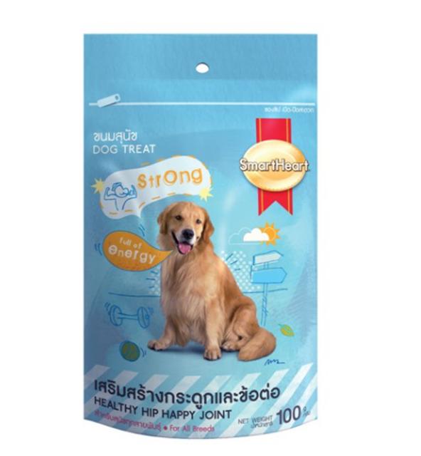 SmartHeart  ขนมสุนัข สูตรเสริมสร้างกระดูกและข้อต่อ 1