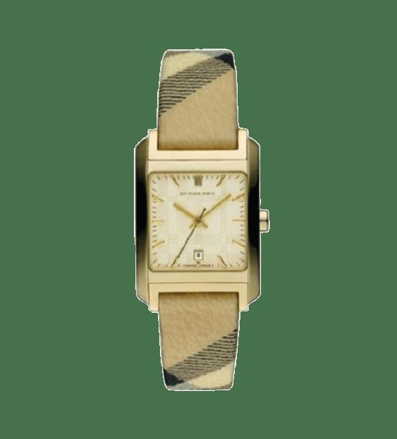 BURBERRY นาฬิกาข้อมือ รุ่น Swiss Champagne Dial - Multicolour 1