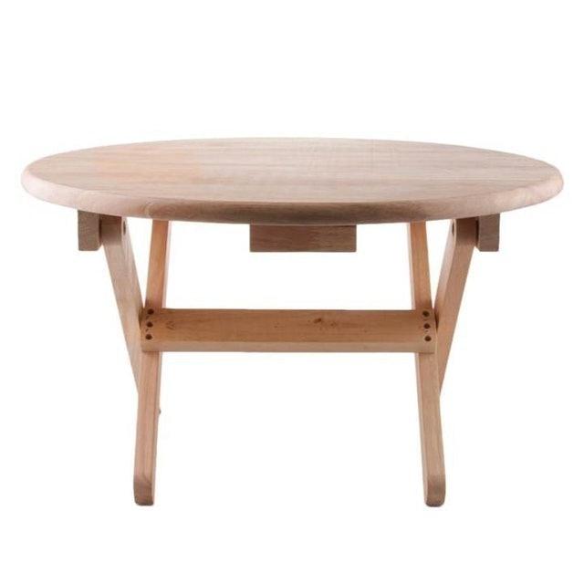 Inter Steel  โต๊ะกลมพับได้ 1