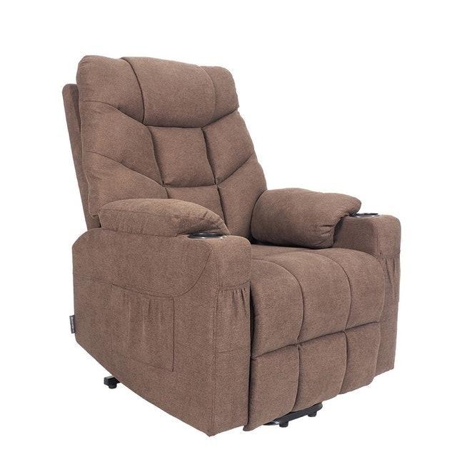 U-RO DECOR เก้าอี้ปรับนอน เก้าอี้นวดไฟฟ้าปรับนอนได้ รุ่น ANDREA 1