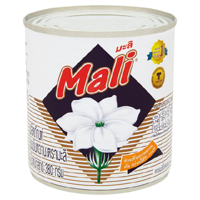 มะลิ อาหารแห้งในเซเว่น นมข้นหวาน 1