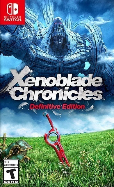Monolith Soft, Monster Games Xenoblade Chronicles Definitive Edition 1