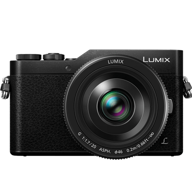 Panasonic Lumix DMC-GF9 1