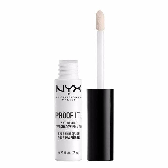NYX Professional Makeup  Proof It Waterproof Eye Shadow Primer  1
