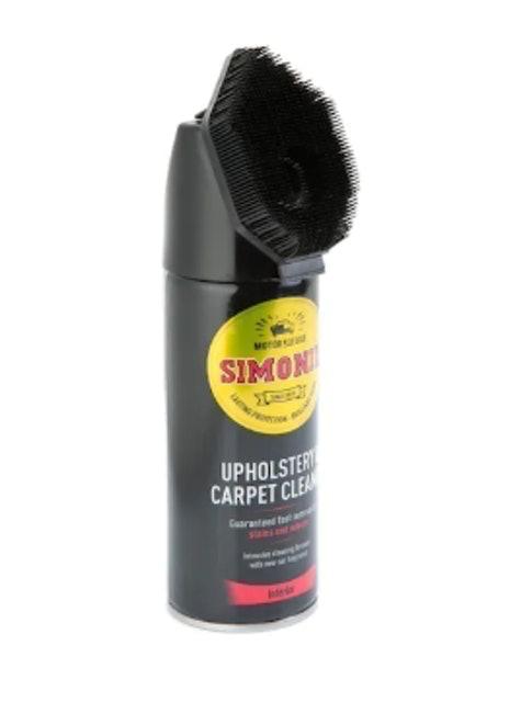 SIMONIZ สเปรย์โฟมทำความสะอาดเบาะพรม 1