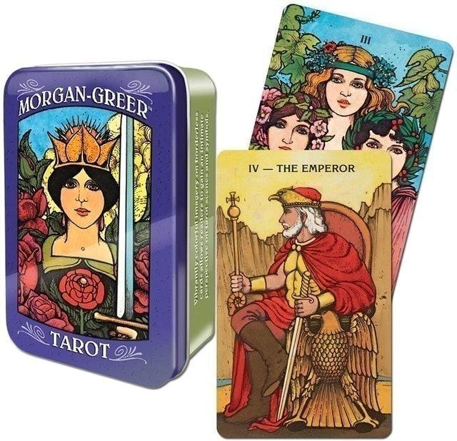 Bill Greer, Lloyd Morgan Morgan-Greer Tarot 1