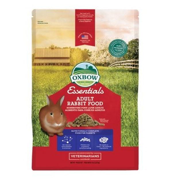 OXBOW Essentials Adult Rabbit Food 1