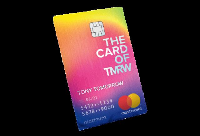 ธนาคารยูโอบี บัตรเครดิต Cash Back TMRW  1