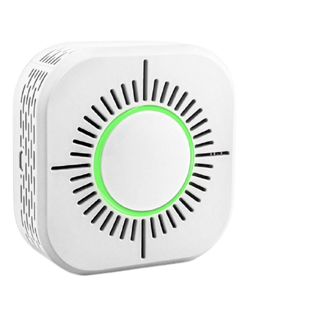 TISHRIC เซนเซอร์ตรวจจับควัน Smoke Detector Alarm Sensor  1