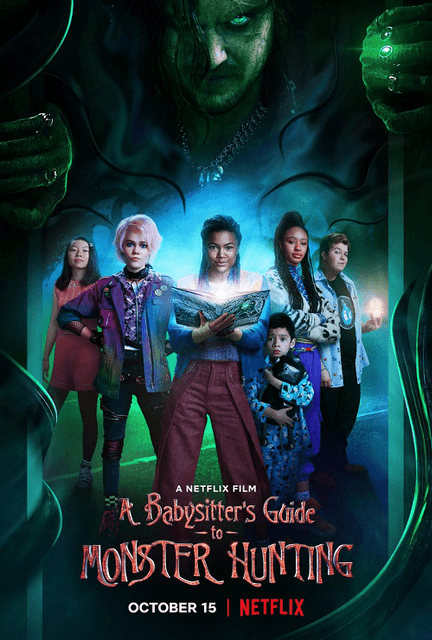 Rachel Talalay A Babysitter's Guide to Monster Hunting 1