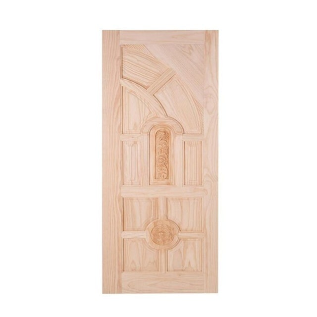 WINDOORS ประตูไม้สนนิวซีแลนด์ รุ่น L555 1
