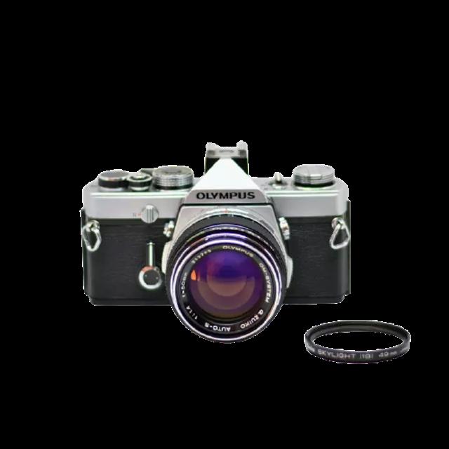 OLYMPUS กล้องฟิล์ม SLR รุ่น M-1 1