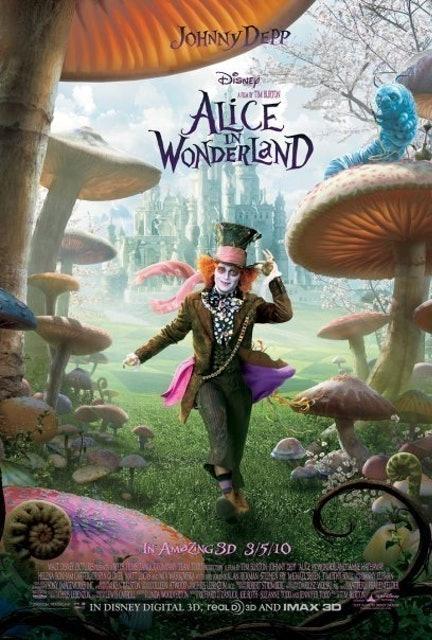 Walt Disney Studios Motion Pictures Alice In Wonderland 1