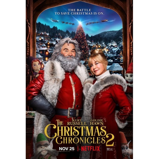 Chris Columbus The Christmas Chronicles: Part Two 1