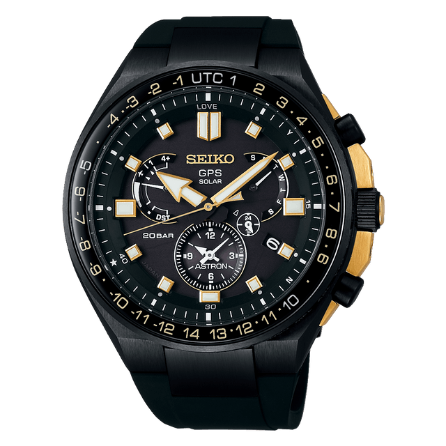 Seiko Astron GPS Solar Executive Sports LineNovak Djokovic Limited Edition SSE174J 1