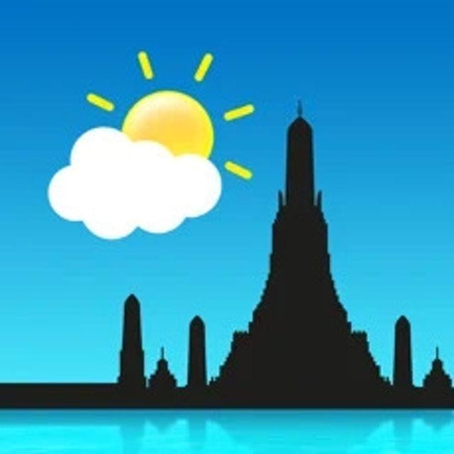 Thai Meteorological Department แอปพยากรณ์อากาศ Thai Weather 1
