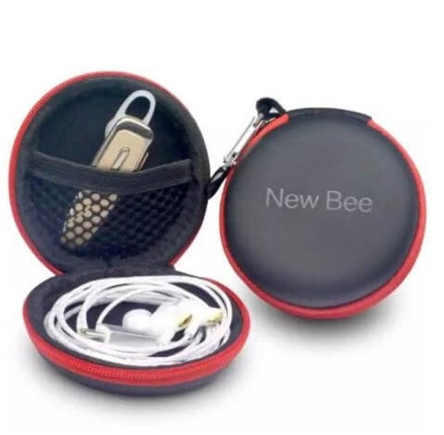 New Bee  กระเป๋าเก็บสายหูฟัง 1