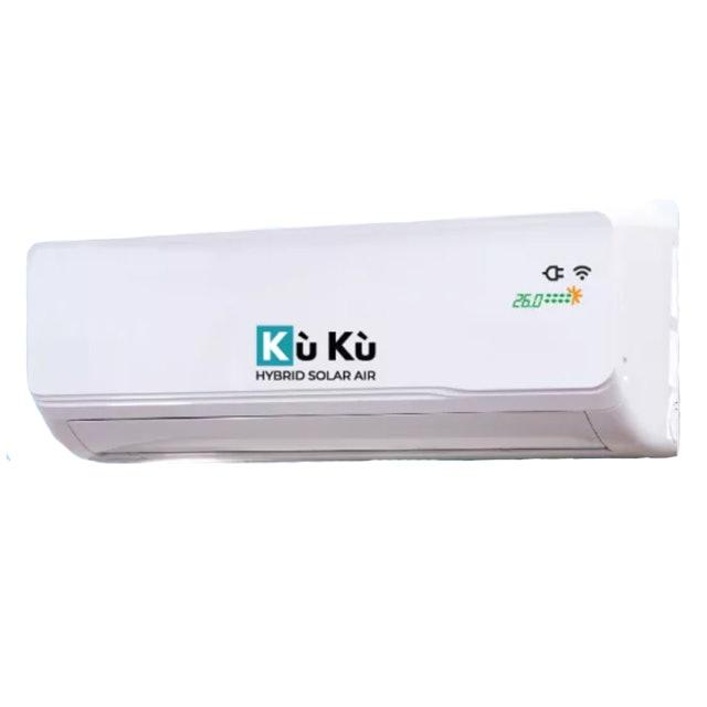 KUKU แอร์ 24,000 BTU ACDC Hybrid Solar Air 1