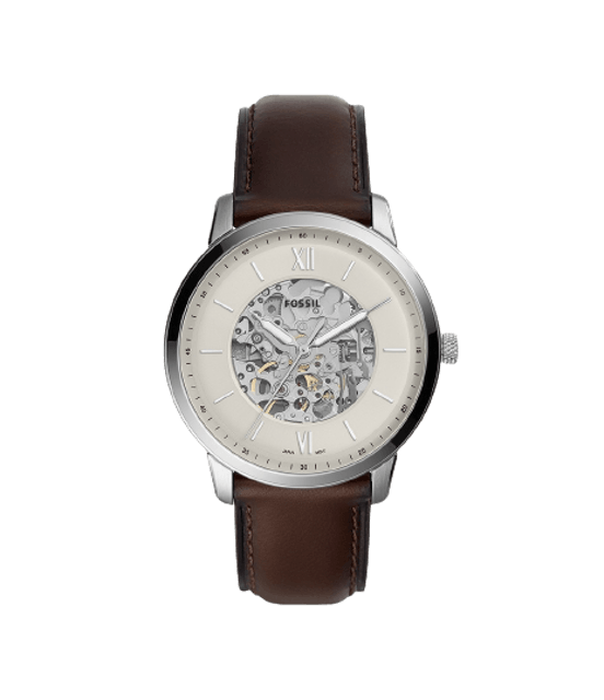 FOSSIL Neutra Automatic 44mm Brown Watch ME3184 1