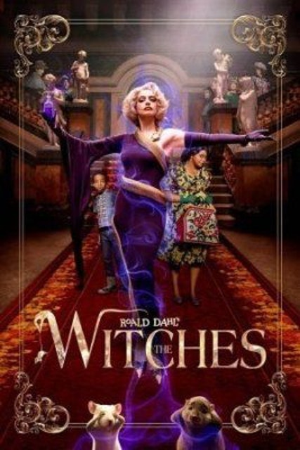 Robert Zemeckis Roald Dahl's The Witches 1