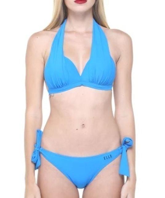 ELLE SWIMWEAR ชุดว่ายน้ำ บิกินี่ รุ่น Blue SWIMWEAR LADY 2/P 1