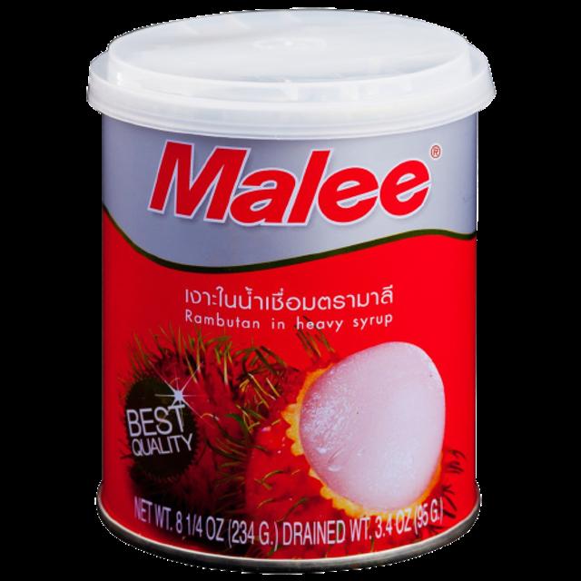 มาลี อาหารแห้งในเซเว่น เงาะในน้ำเชื่อม 1