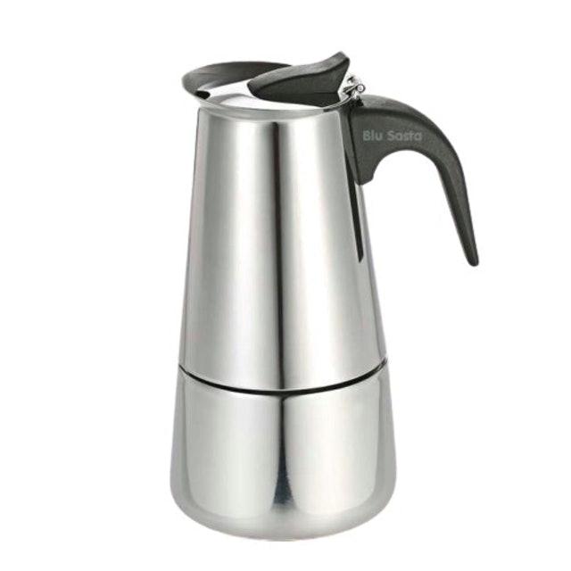 Blu Sasta Moka Pot หม้อต้มกาแฟแบบแรงดัน  1