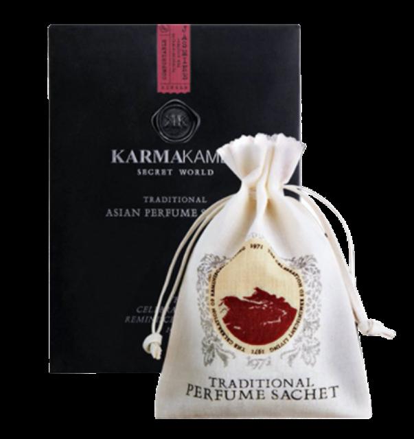 Karmakamet Traditional Asian Perfume Sachet  1
