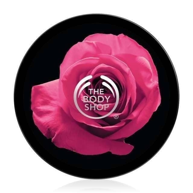 The Body Shop British Rose Instant Glow Body Butter 1