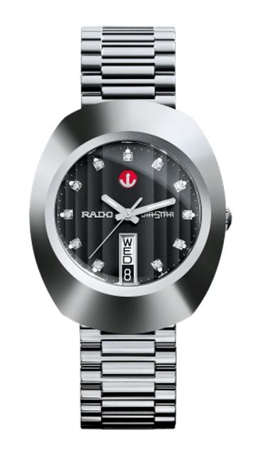RADO นาฬิกาข้อมือ รุ่น THE ORIGINAL AUTOMATIC 1