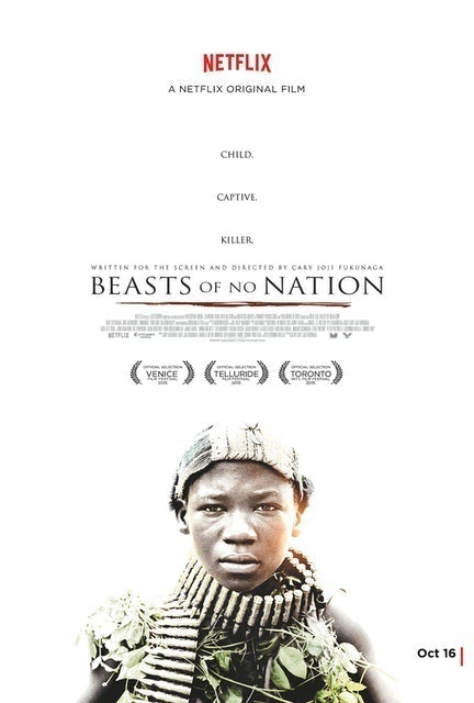 Netflix Beasts Of No Nation 1