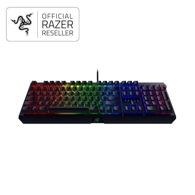 Razer BlackWidow Elite Orange Switch 1