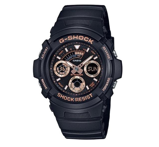 Casio นาฬิกาข้อมือ รุ่น AW-591GBX-1A4 1