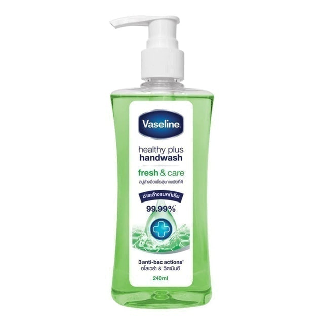 Vaseline Healthy Plus Handwash Fresh & Care 1