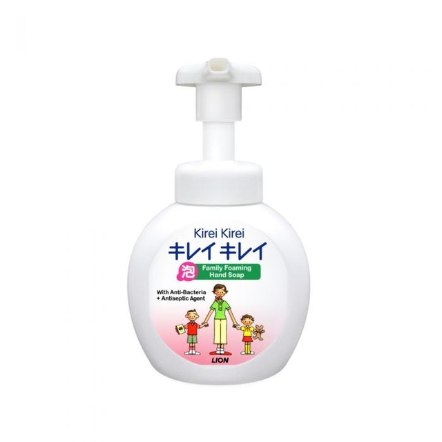 Kirei Kirei Anti-bacterial Foaming Hand Soap 1