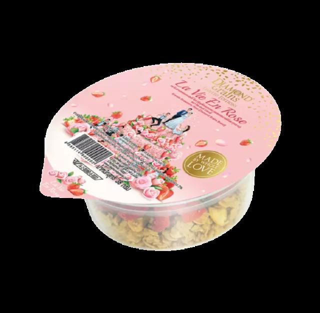 Diamond Grains อาหารเช้าลดน้ำหนัก กราโนล่า  1
