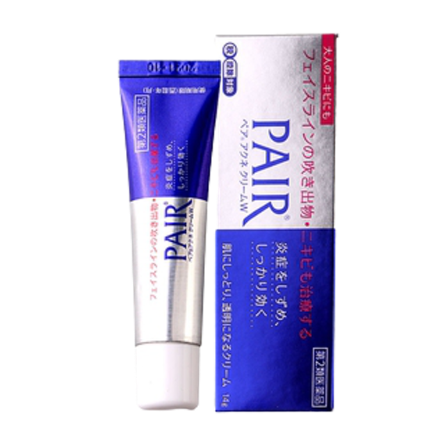 Lion ครีมแต้มสิว PAIR Acne Cream W 1