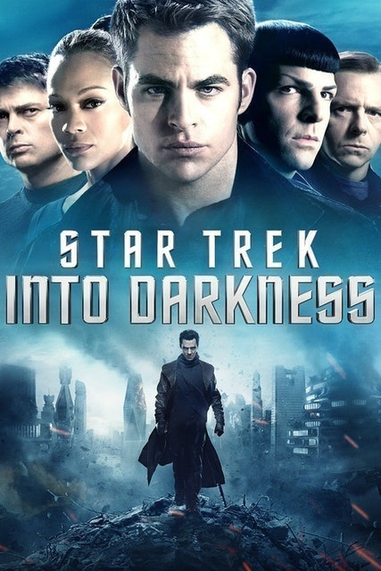 Bad Robot Productions, Skydance Productions, K/O Paper Products Star Trek Into Darkness 1