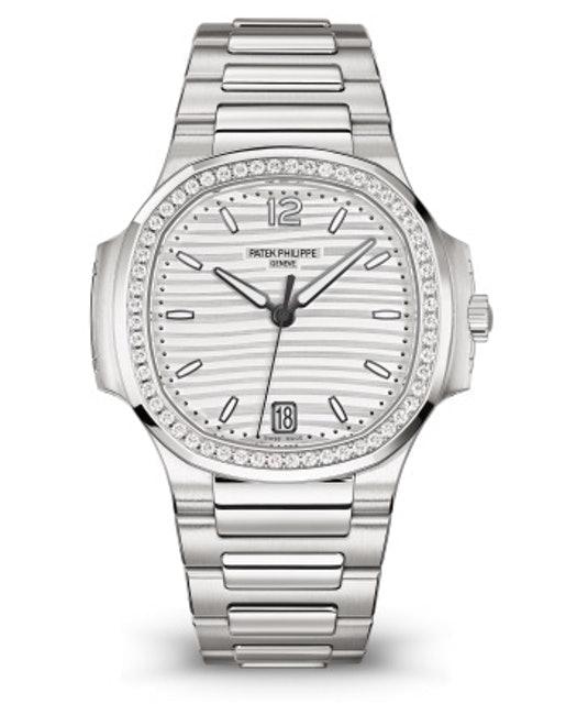 PATEK PHILIPPE นาฬิกาสำหรับผู้หญิง รุ่น Nautilus 7118  1