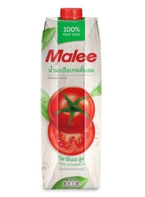 Malee น้ำมะเขือเทศ 100% 1