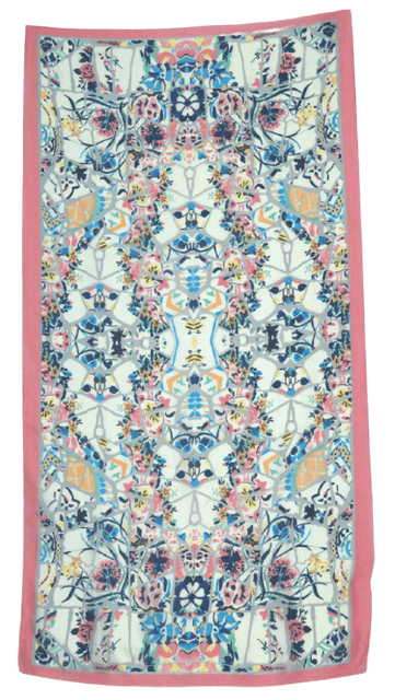 L'Officiel ผ้าพันคอ 1