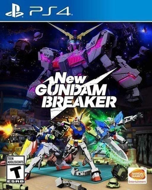BANDAI NAMCO Entertainment Inc. New Gundam Breaker 1