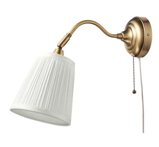 IKEA โคมไฟหัวเตียง รุ่น อัวช์ทีด  1