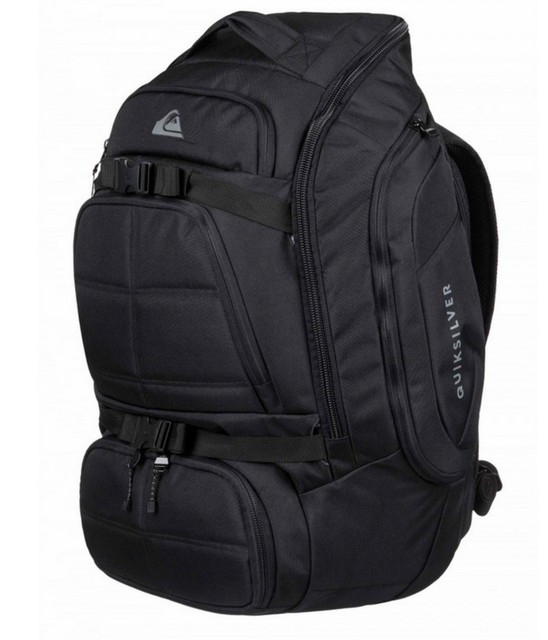 Quiksilver กระเป๋าใส่สเก็ตบอร์ด Fetch 45L Large Multi-Use Surf Backpack 1