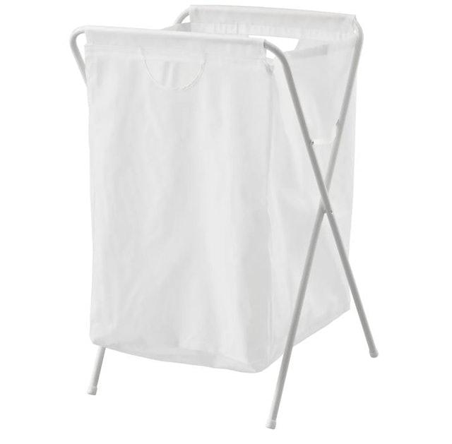IKEA JÄLL ถุงใส่ผ้าแบบมีโครงขาตั้ง 1