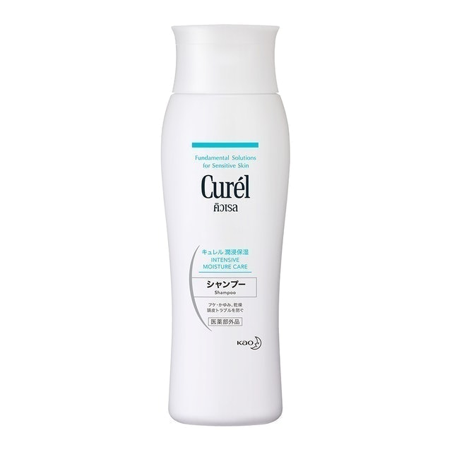 Curel Intensive Moisture Care Shampoo 1